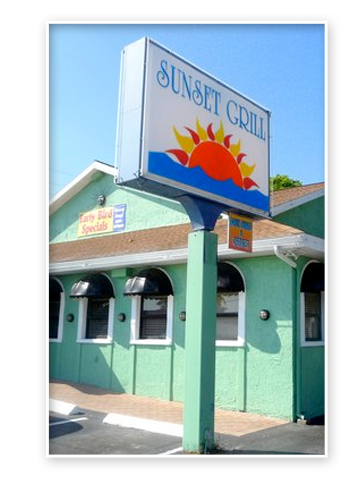 4. Sunset Grill, Clearwater