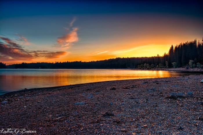 10. Sly Park Lake