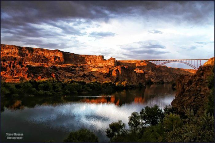 10. Snake River