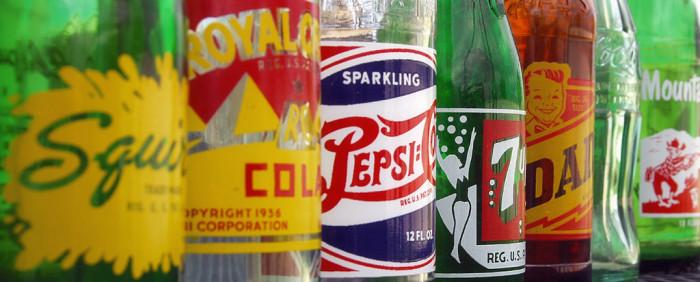 8. Soda