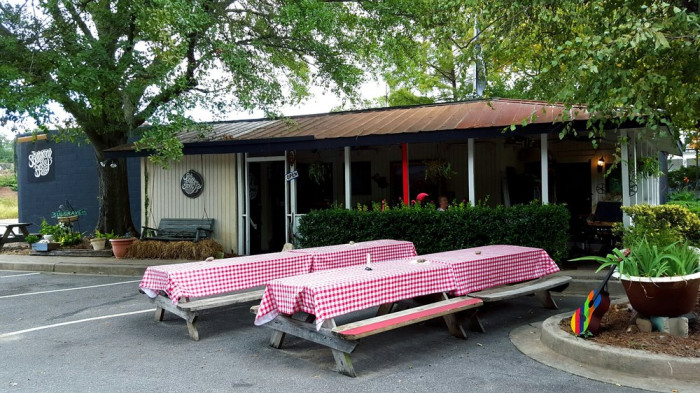3. Southern Belly BBQ - Columbia (Rosewood location) 1332 Rosewood Dr, Columbia, SC 29201