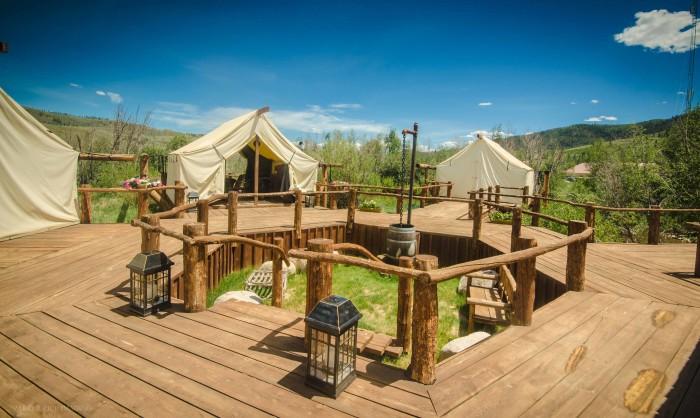 9. C Lazy U Ranch, Colorado