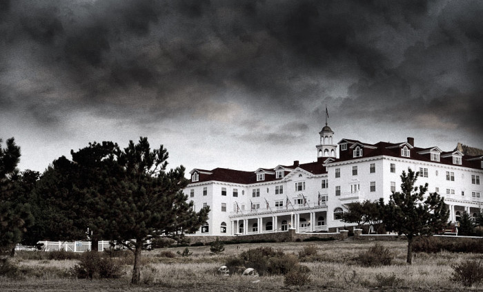 5. The Stanley Hotel in Estes Park