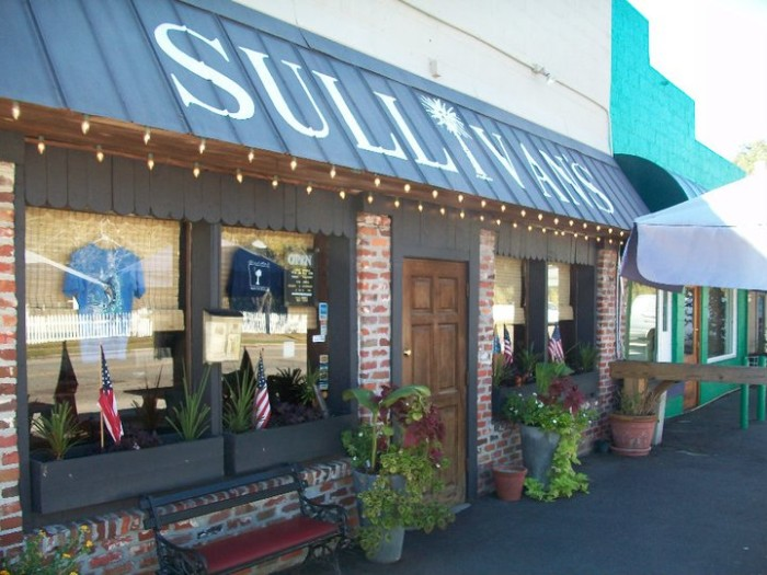 12. Sullivan's Restaurant on Sullivan's Island (2019 Middle St)
