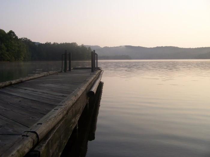 sumersville lake2