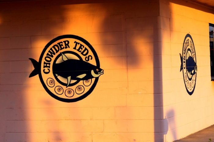 3. Chowder Ted's, Jacksonville