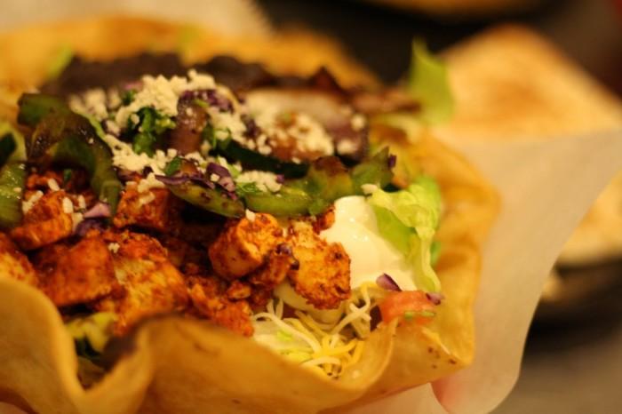 taco salad indiana