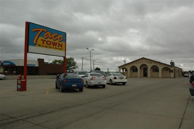 15. Taco Town, Scottsbluff