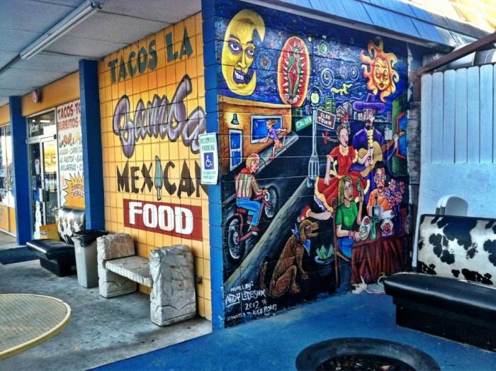 6. Tacos La Bamba (Beaumont)