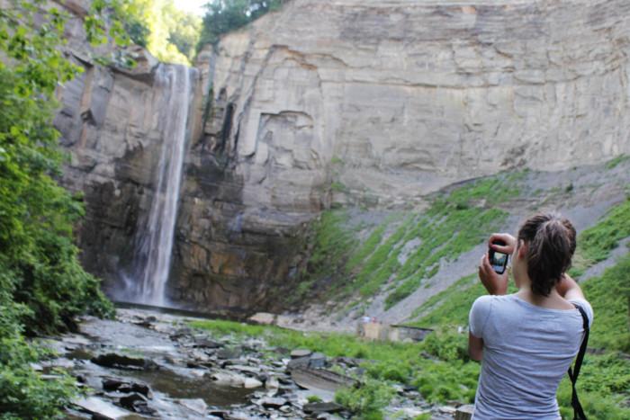 10. Waterfalls!
