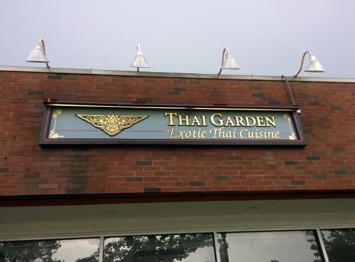 3. Thai Garden, Keene
