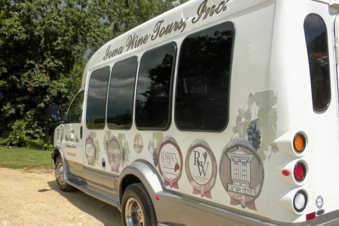 11. Iowa Wine Tours, Dubuque