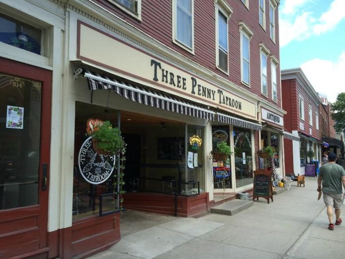 9.  Three Penny Taproom - 108 Main Street, Montpelier