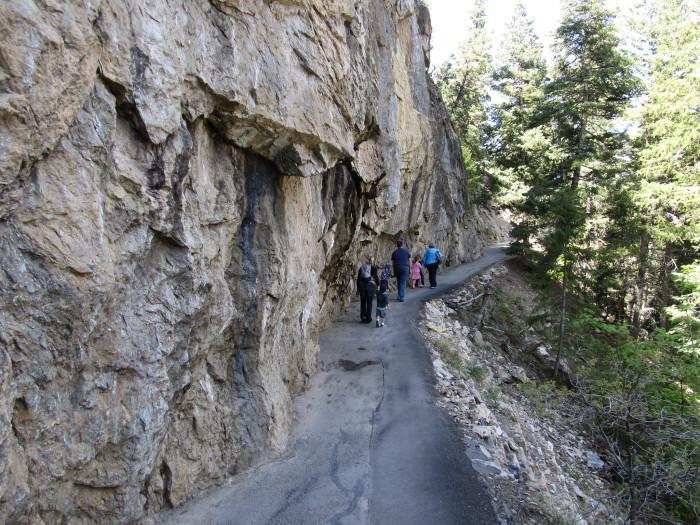 9. Timpanogos Cave, American Fork Canyon