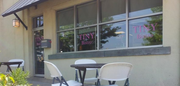 2. Tiny Bistro—1039 Marietta St, Atlanta, GA 30318