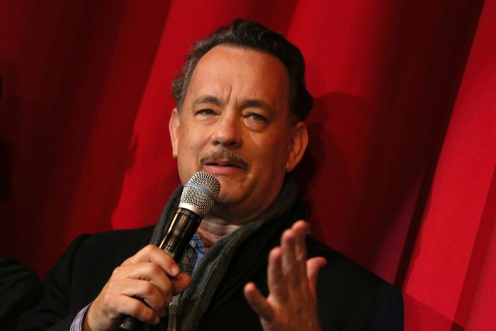 8. Tom Hanks