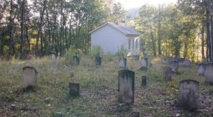 The Stories Behind These 10 Gravestones In West Virginia Will Give You Nightmares