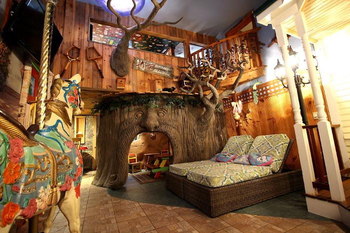 1. Adventure Suites, North Conway