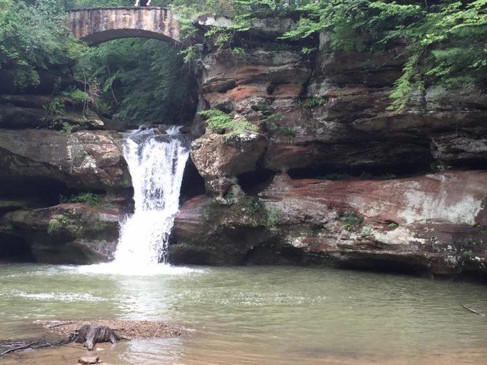 Upper Falls: