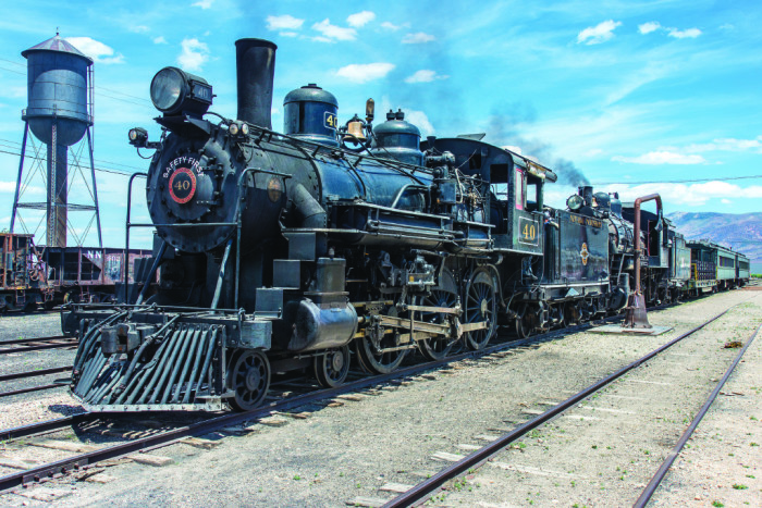 1. Nevada Northern Railway Museum, Ely, Nev.
