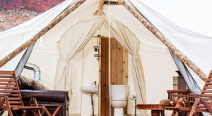These 5 Luxury Glampgrounds In Utah Will Give You An Unforgettable Experience