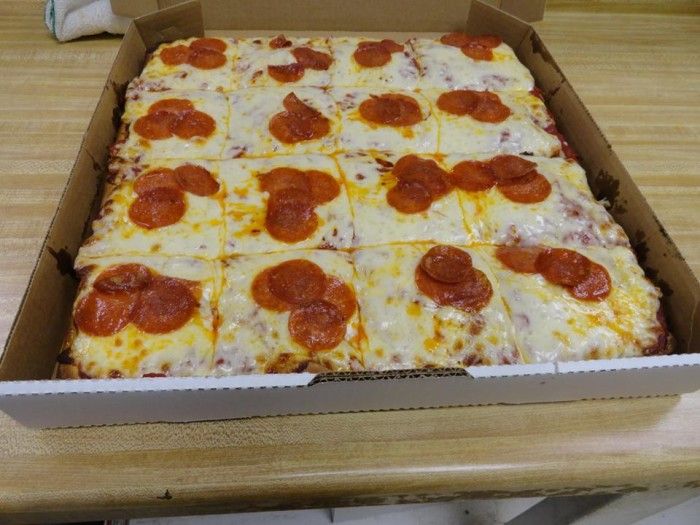 vito's pizza       food