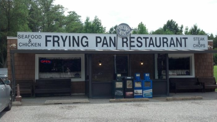 2. The Frying Pan, Lusby
