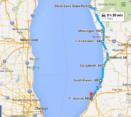 10 Places to Stop On Your Michigan Weekend Road Trip