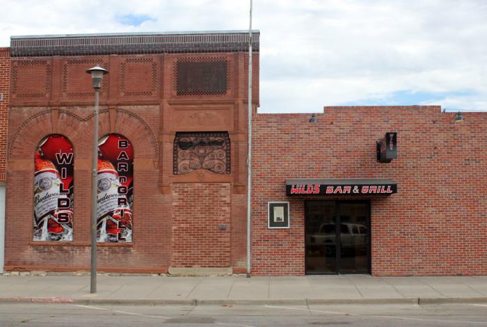 19. Wild's Bar & Grill, Chadron