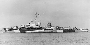 4. The Willard Keith DD-775