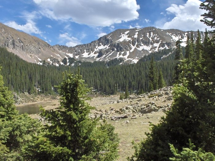5. Williams Lake Trail, Taos, 3.82 miles