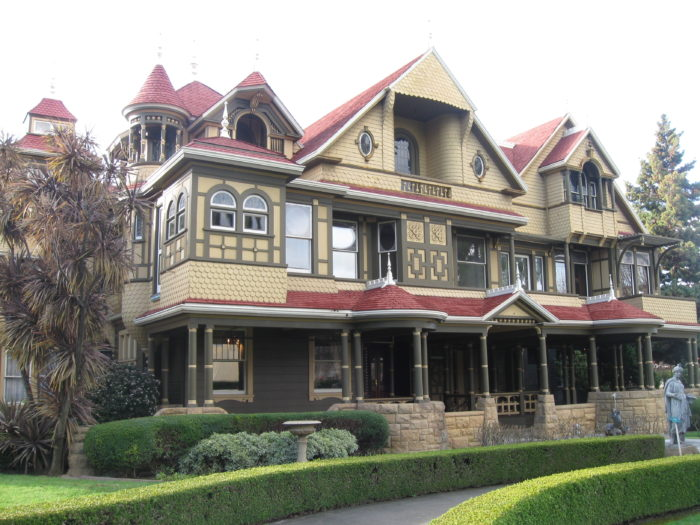 2. Winchester Mystery House, San Jose