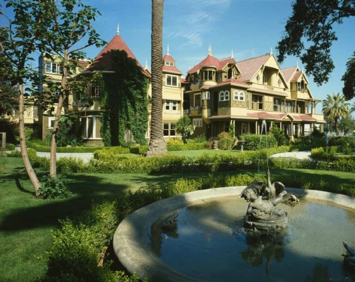 5. The Winchester Mystery House