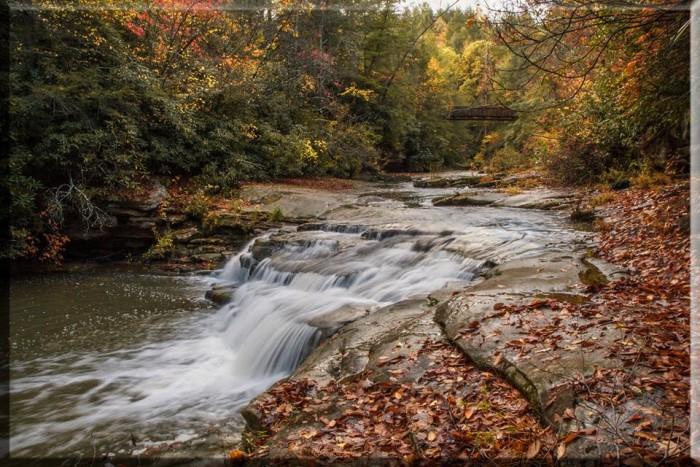 2. Wolf Creek Waterfall