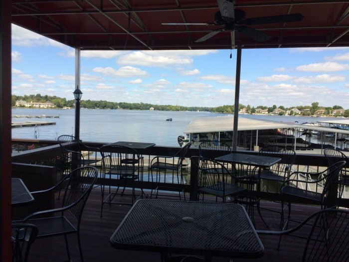 1. Wolfie's Waterfront Grill - Noblesville