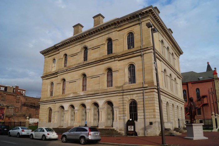 7. West Virginia Independence Hall, Wheeling