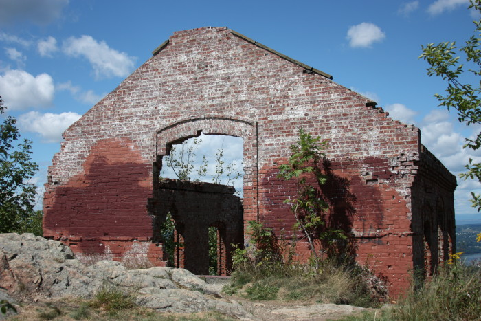 7. Mt. Beacon Ruins, Fishkill