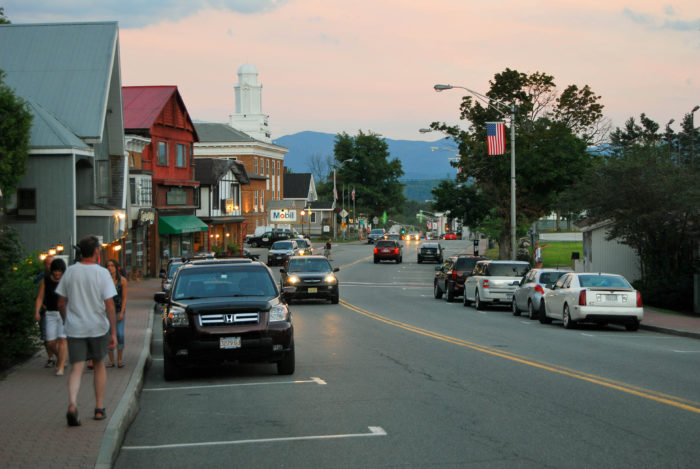 Before you grab dinner and end your first day, explore Main Street and all the amazing shops and boutiques in Lake Placid!