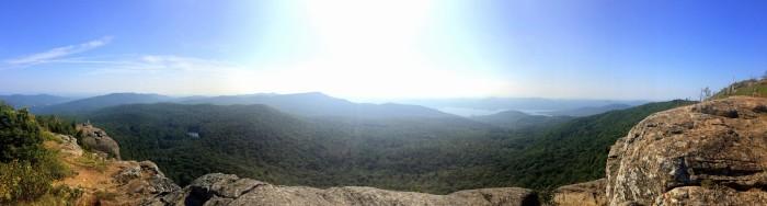 7. Sleeping Beauty Mountain, Fort Ann