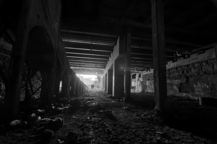 8. Rochester Abandoned Subway, Rochester