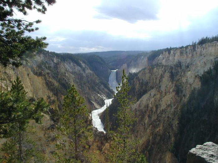 7. Yellowstone
