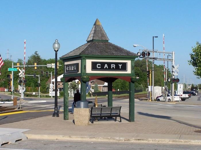 5. Cary