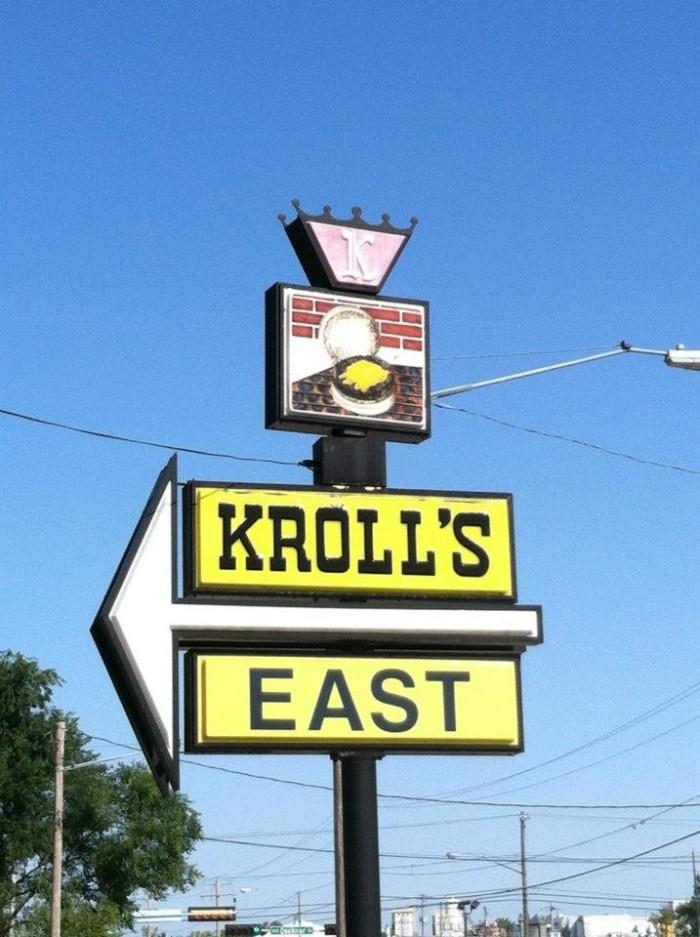 5. Kroll's