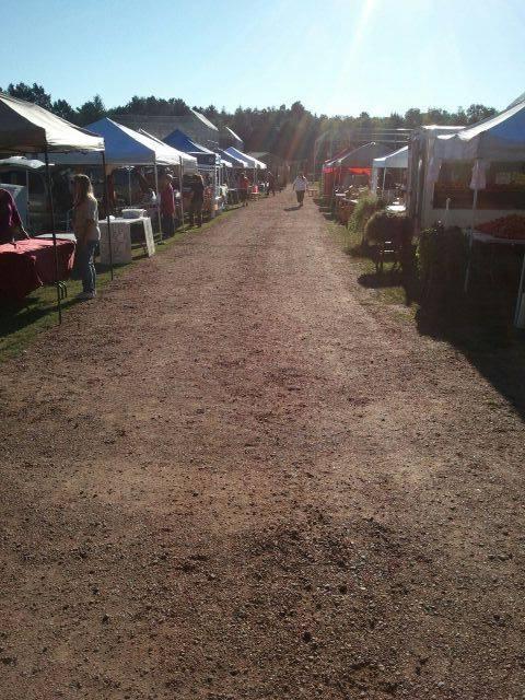 9. Minocqua Farmers Market