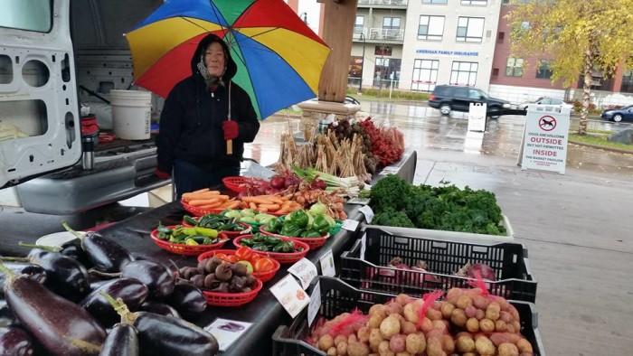 10. Eau Claire Downtown Farmers Market