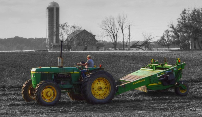 7. Nowhere in the country is there such a link between the farming community and the state, and that is great to see.
