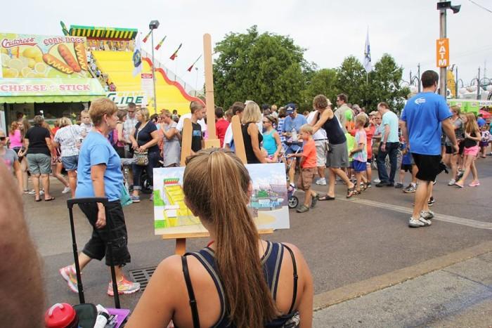 1. Wisconsin State Fair