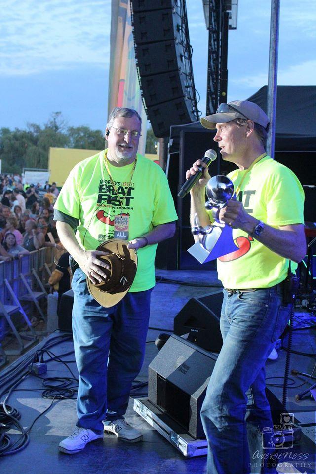 6. World's Largest Brat Fest
