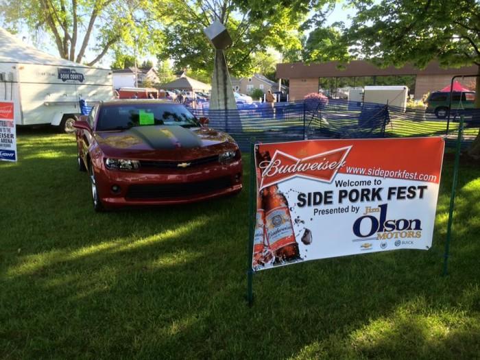 9. Side Pork Fest