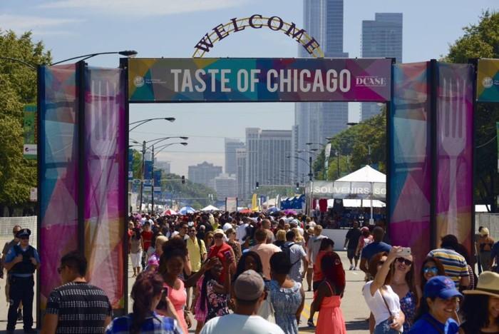 Taste Of Chicago Food Truck Tampa